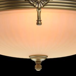 Lampa wisząca Aphrodite Classic 4 Mosiądz - 317011504 small 4