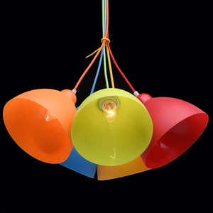 Lampa wisząca Smile Kinder 5 Chrom - 365014505 small 6
