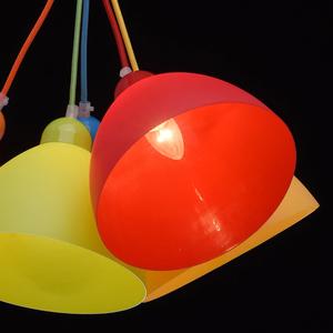 Lampa wisząca Smile Kinder 5 Chrom - 365014505 small 7