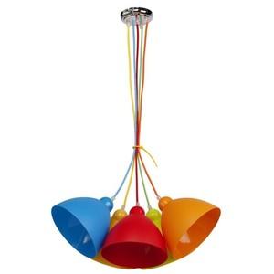 Lampa wisząca Smile Kinder 5 Chrom - 365014505 small 0