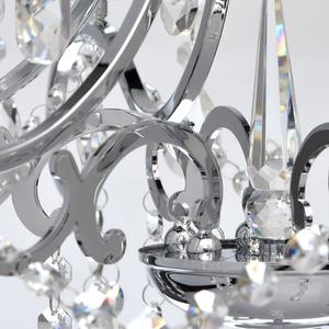 Żyrandol Suzanne Crystal 6 Chrom - 458010606 small 13