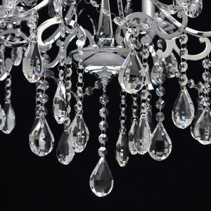 Żyrandol Suzanne Crystal 6 Chrom - 458010606 small 14