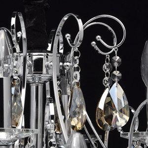 Żyrandol Suzanne Crystal 12 Chrom - 458011012 small 10