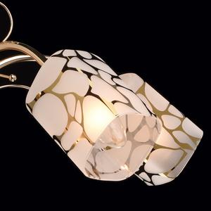 Lampa wisząca Olympia Megapolis 5 Złoty - 638010105 small 4