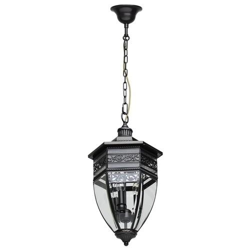 Zewnętrzna lampa wisząca Corso Street 3 Mosiądz - 801010403