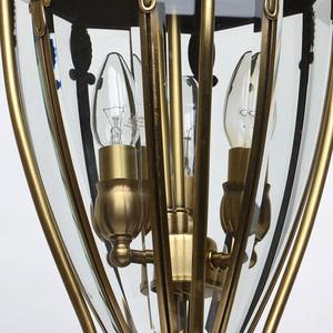 Lampa wisząca Corso Street 3 Mosiądz - 802010703 small 2