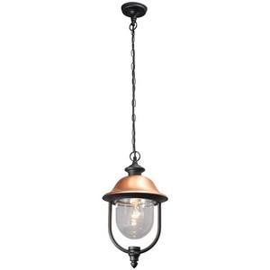 Zewnętrzna lampa wisząca Dubai Street 1 Czarny - 805010401 small 0