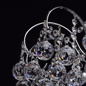 Lampa wisząca Pearl Crystal 6 Chrom - 232017506 small 2
