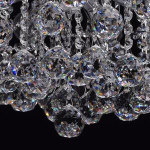 Lampa wisząca Pearl Crystal 6 Chrom - 232017506 small 6