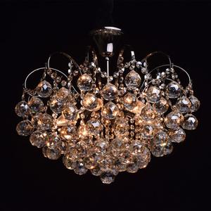 Lampa wisząca Pearl Crystal 6 Szary - 232017706 small 1