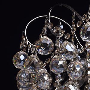 Lampa wisząca Pearl Crystal 6 Szary - 232017706 small 2
