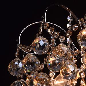 Lampa wisząca Pearl Crystal 6 Szary - 232017706 small 3
