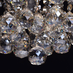 Lampa wisząca Pearl Crystal 6 Szary - 232017706 small 6