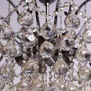 Lampa wisząca Pearl Crystal 6 Szary - 232017706 small 8