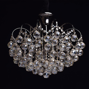 Lampa wisząca Pearl Crystal 6 Szary - 232017706 small 9