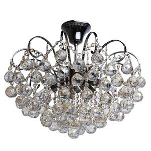 Lampa wisząca Pearl Crystal 6 Szary - 232017706 small 0