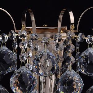 Kinkiet Pearl Crystal 1 Złoty - 232028101 small 7
