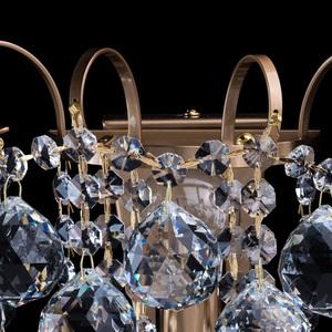 Kinkiet Pearl Crystal 1 Mosiądz - 232028201 small 6