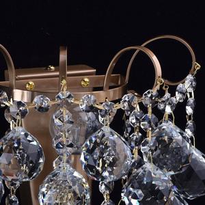 Kinkiet Pearl Crystal 1 Mosiądz - 232028201 small 7