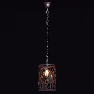 Lampa wisząca Castle Country 1 Brązowy - 249016801 small 2
