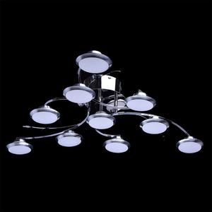 Lampa wisząca Nancy Hi-Tech 10 Chrom - 308010910 small 1