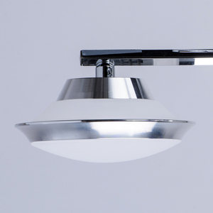 Lampa wisząca Nancy Hi-Tech 10 Chrom - 308010910 small 5