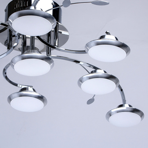 Lampa wisząca Nancy Hi-Tech 10 Chrom - 308010910 small 7