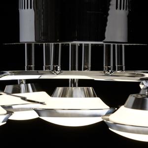 Lampa wisząca Nancy Hi-Tech 10 Chrom - 308010910 small 9