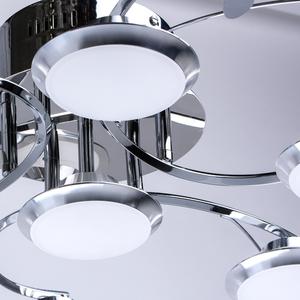Lampa wisząca Nancy Hi-Tech 10 Chrom - 308010910 small 10