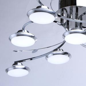 Lampa wisząca Nancy Hi-Tech 10 Chrom - 308010910 small 11