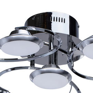 Lampa wisząca Nancy Hi-Tech 10 Chrom - 308010910 small 12