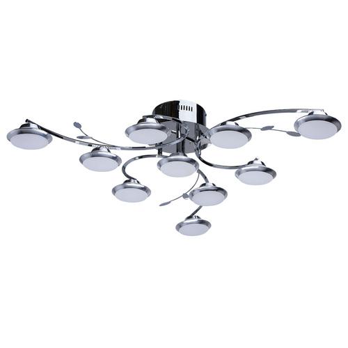 Lampa wisząca Nancy Hi-Tech 10 Chrom - 308010910
