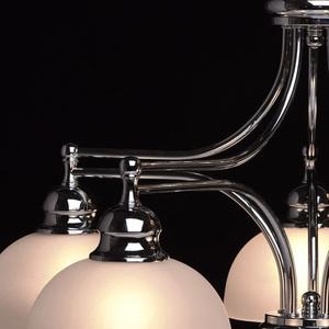 Lampa wisząca Felice Classic 5 Chrom - 347017405 small 5