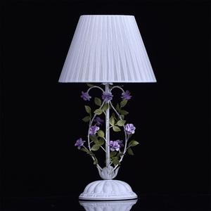 Lampa Stołowa Provence Flora 1 Biały - 421034601 small 1