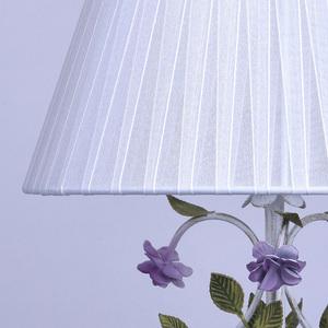 Lampa Stołowa Provence Flora 1 Biały - 421034601 small 3