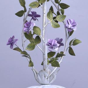 Lampa Stołowa Provence Flora 1 Biały - 421034601 small 5