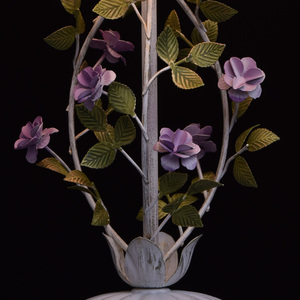 Lampa Stołowa Provence Flora 1 Biały - 421034601 small 6