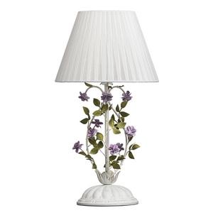 Lampa Stołowa Provence Flora 1 Biały - 421034601 small 0