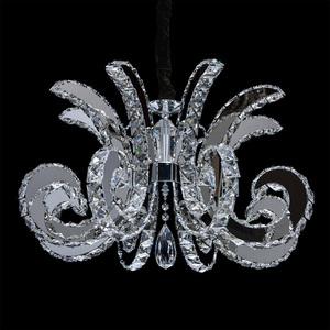 Lampa wisząca Clarissa Crystal 80 Chrom - 437012708 small 1