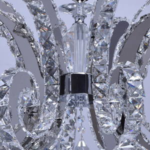 Lampa wisząca Clarissa Crystal 80 Chrom - 437012708 small 6