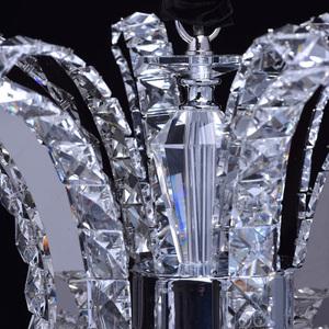 Lampa wisząca Clarissa Crystal 80 Chrom - 437012708 small 7