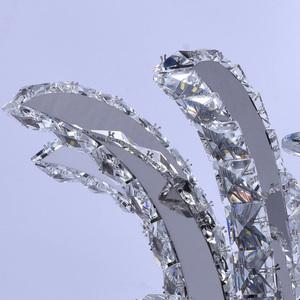 Lampa wisząca Clarissa Crystal 80 Chrom - 437012708 small 9
