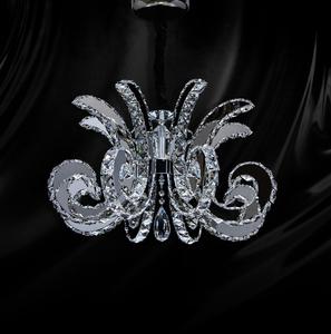 Lampa wisząca Clarissa Crystal 80 Chrom - 437012708 small 14