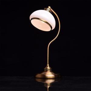 Lampa Stołowa Amanda Classic 1 Mosiądz - 481031301 small 1