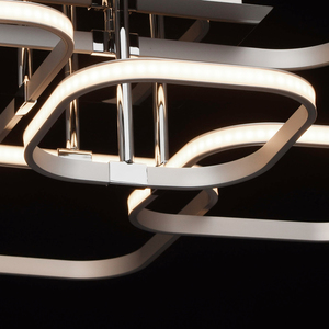 Lampa wisząca  Hi-Tech 60 Chrom - 496013305 small 10