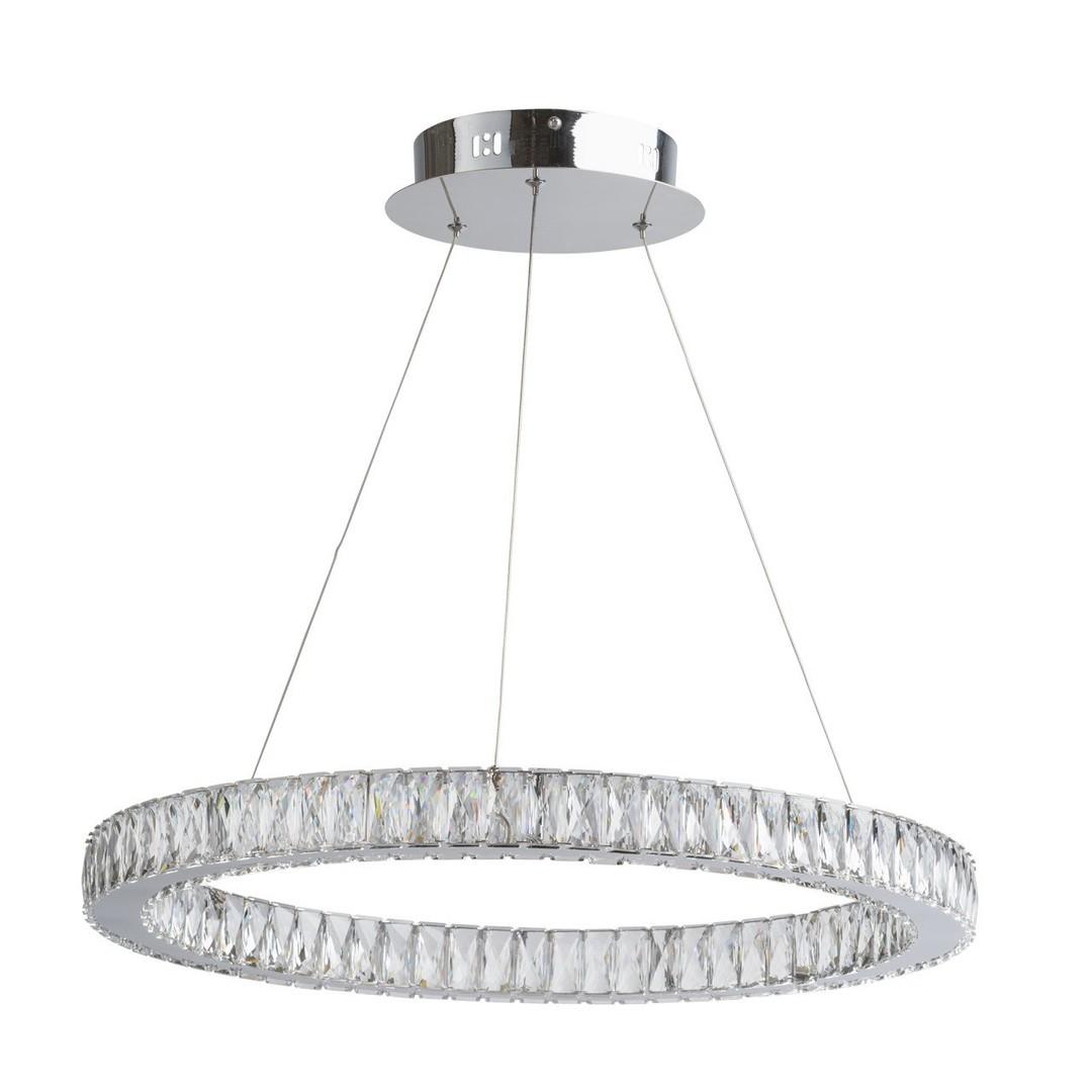 Żyrandol Goslar Crystal 64 Chrom - 498011501