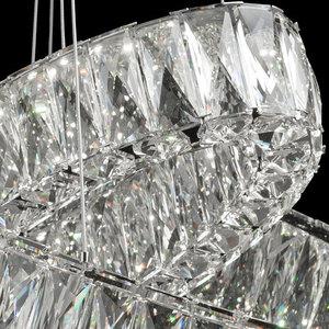 Żyrandol Goslar Crystal 96 Chrom - 498011602 small 2
