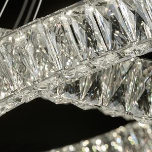 Lampa wisząca Goslar Crystal 136 Chrom - 498012202 small 4