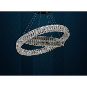Lampa wisząca Goslar Crystal 136 Chrom - 498012202 small 6