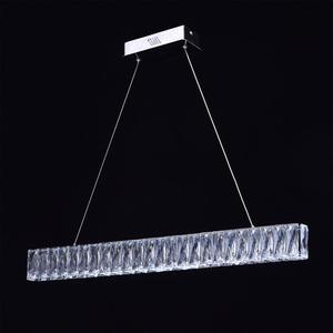Lampa wisząca Goslar Crystal 180 Chrom - 498012801 small 1
